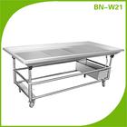 BN-W21 Stainless Steel Sea Food Work Table