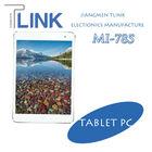 7.85 inch Android Allwinner Tablet 2160P HDMI Output 1GB DDR3 8GB Flash