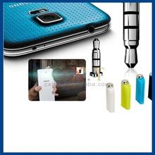 3.5mm Dustproof plug 360 smart key for mobile phone