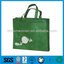 Guangzhou foldable pp non woven shopping bag