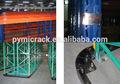 iso9001 ce y certificación de servicio pesado estante de la tienda narrow aisle tormento