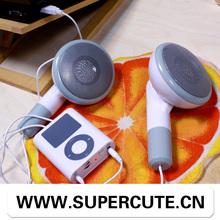 Personalized design portable mini speaker in headphone design