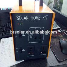 Solar Kits, Solar home kits, Mini Solar Energy Home System with USB Charge, Fans, phone.