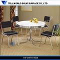 mundo dicen mueblesdecomedor personalizado fabricante de china de mármol barato superior mesa de comedor conjuntos
