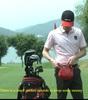 Helix High quality fashion design golf ball bag for sale