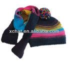 scarf hat glove sets