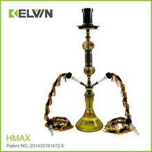 2014 new design shisha Electronic Cigarette electronic cigarette hookah bowl silver cheap shisha hookah charcoal