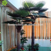 Indoor&Outdoor fake/plastic artificial palm