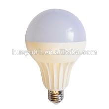 7w e27 ha portato a led sostituire lampada incandescente 25w