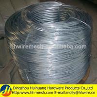 low price 4mm galvanized mild steel wire