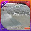 foule barrière de route en aluminium de sécurité pour la protection