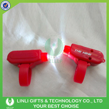 Customized Finger Light With Silicone Ring