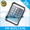 Hot selling waterproof diving case for iPad Mini silicone protective case