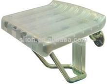 di plastica sedile vasca ribaltabile