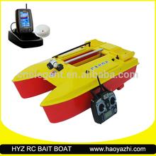 Qinyang zarif hyz-st2g batı sendika yem tekne sonar gps