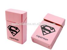 Silica gel case fashion belt pattern cigarette case