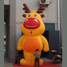 hot sale 2014 christmas inflatable cartoon on sale