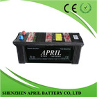 12V 120AH JIS Standard Dry Charged N120 Car Battery Wholesale