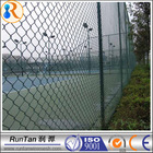 China manufacturer cheap galvanized 6ft chain link fence( ISO9001)