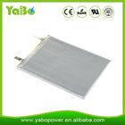 latest products in market 351430 100mAh Li-polmer battery