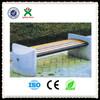 Best selling marble garden bench/garden marble bench/metal iron garden bench QX-144L
