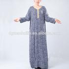 Turkey islamic muslim women abaya women clothing dubai kaftan dress