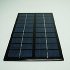 High efficiency customized design 260x180mm 6v 5w mini poly/mono solar pv module solar toys/ led light