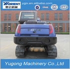 China made compact earth moving equipment new excavator