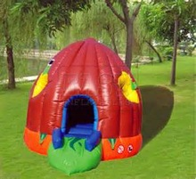 2014 cheap Inflatable Happy Clown Bouncer for sale