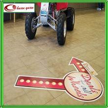 indoor peel and stick vinyl floor decals tiles walmart