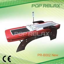 Pop rilassarsi giada massaggio banco a rulli pr-b002 metà del corpo