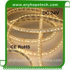 Energy efficient solutions effective water resistant 120leds per 5M 48 watt 12v led neon flex