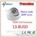 Ip 66 13.8 usd!! Cctv câmera barata para sistema de alarme olhando para o importador