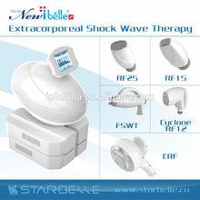 New model shock wave cavitation RF professional beauty salon products