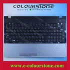 New arrival Russian Ru Keyboard Top Case for Samsung 300E5A