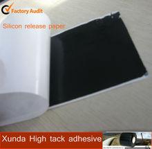 black mastic butyl rubber tape