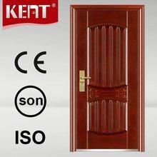 BS Certification Fireproof Steel Fire Rated Door With Honeycomb Paper/Rock Wool /Perlite Infilling Mitsubishi Pajero Door