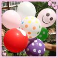 Venta caliente venta al por mayor multi- color globos de látex de largo formas