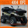 EEC EPA 550cc ATV 4x4