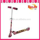 mini scooter kick