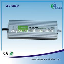 40w 60w 350ma 700ma 1050ma 1400ma 1500ma 1750ma dimmable led driver