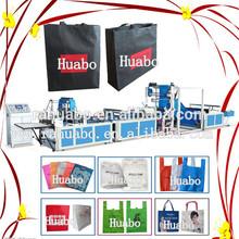 Top sale HUABO Machinery 2012 bag making machinery