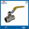 female brass plumbing ball valve