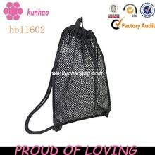 small nylon mesh drawstring bag hb11602