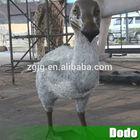Amusement park high simulation animals Dodo