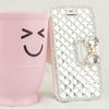 Luxury Bling Handmade crystal diamond case cover for apple iphone 5