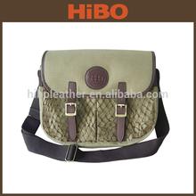 canvas and leather fishing bag fishing wholesale distributor