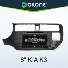 Factory price OEM 8'' dvd mp3 car stereo usb , double din digital touch screen car stereo