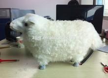 2014 Popular animal models animatronic life size sheep