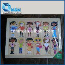 Wood Puzzle 3d Puzzle Wooden Toy
